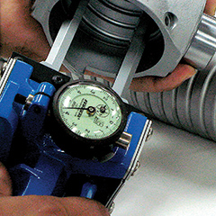 Component measurement